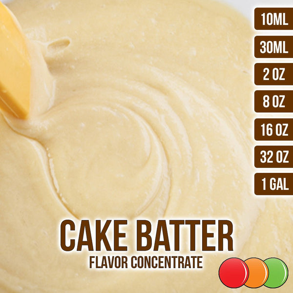 Cake Batter Flavor by One On One