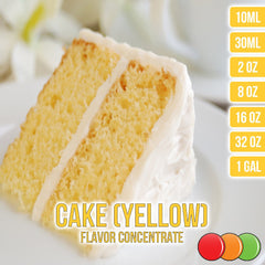 Yellow cake by One on One Flavors