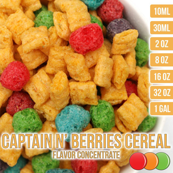 Captain Berries Cereal