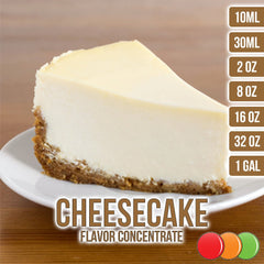 Cheesecake Flavor