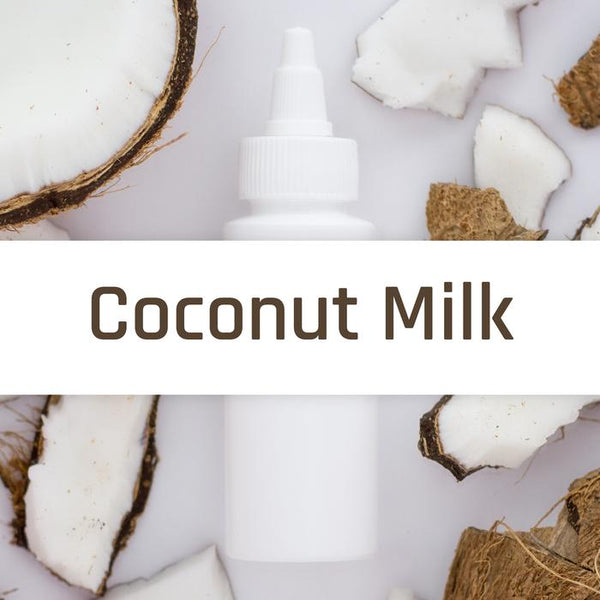 Coconut Milk by Liquid Barn