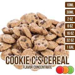 Cookie C's Cereal