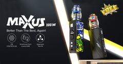 Freemax Maxus 100 watt kit main pic
