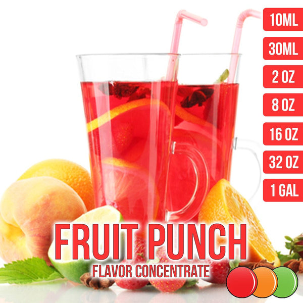 Fruit Punch Flavor