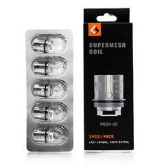 Geekvape Supermesh Coils