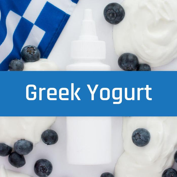 Greek Yogurt by Liquid Barn
