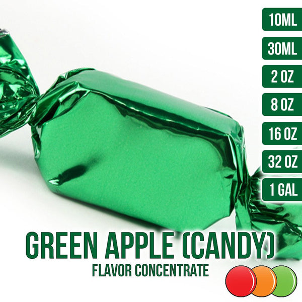 Green Apple Candy Flavor
