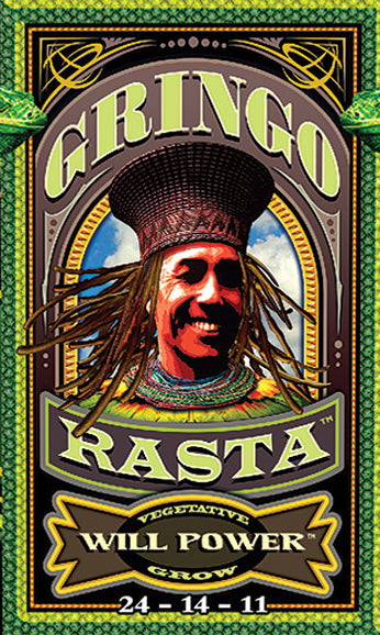 Gringo Rasta Will Power by FoxFarm