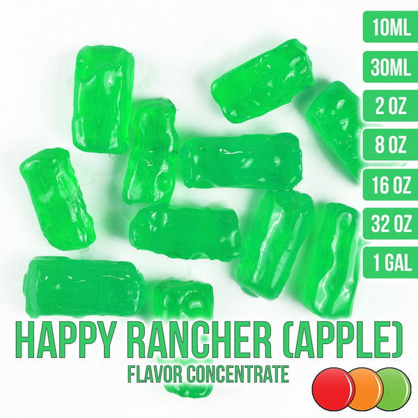 Happy Rancher Apple Flavor
