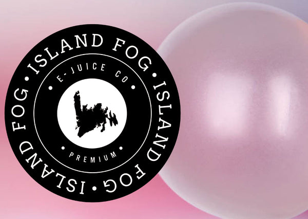 Hubba Bubbles by Island Fog eJuice