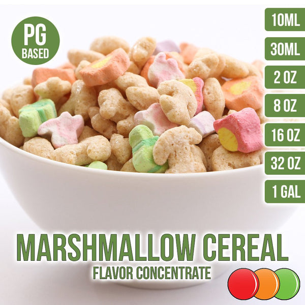 Marshmellow Cereal Flavor