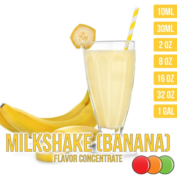Milk Shake Banana - One On One