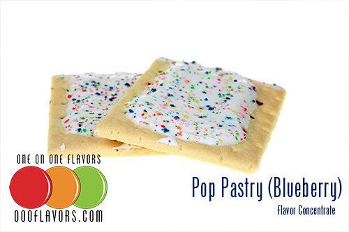 Pop Pastry Blueberry Flavor