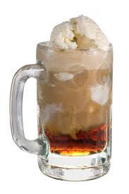Fl;avor West Root Beer Float