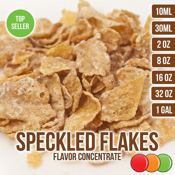 Speckled Flakes Cereal Flavor