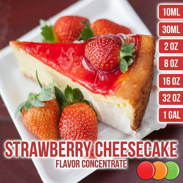 Strawberry Cheesecake Flavor