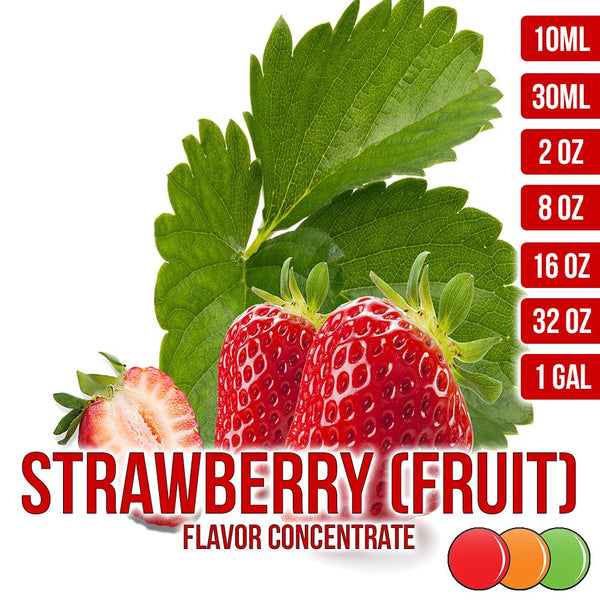 Strawberry Fruit Flavor