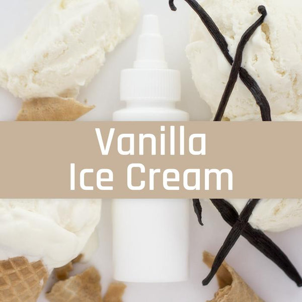 Vanilla Ice Cream flavor by Liquid Barn