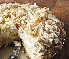 Cocanut Cream Pie Flavor West