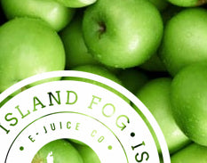 Sour Apples by Island Fog eJuice