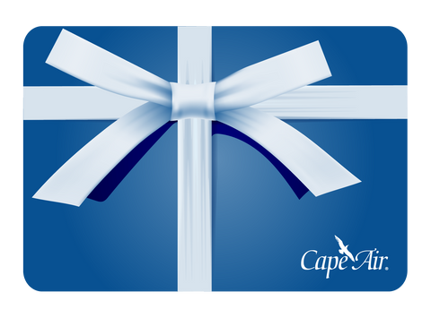 Cape Air Gift Certificate