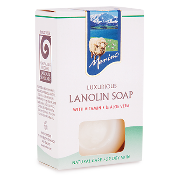 Merino Lanolin Soap