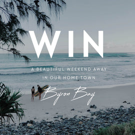 WIN THE ULTIMATE BYRON BAY ESCAPE