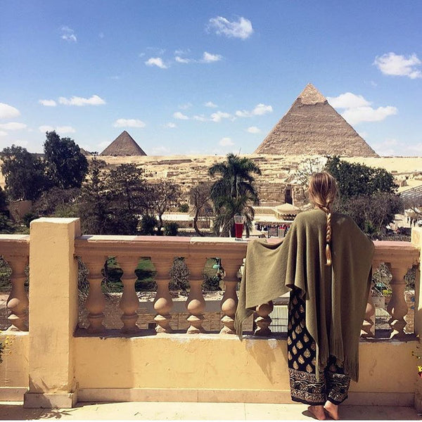 VISIT TO EGYPT