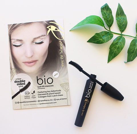 NEW NATURAL VEGAN MASCARA