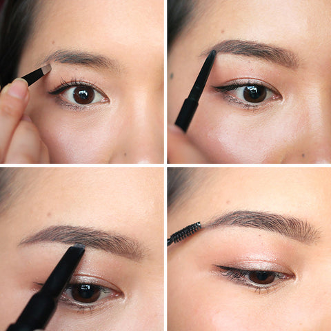 BROW DEFINE VS DUAL BROW