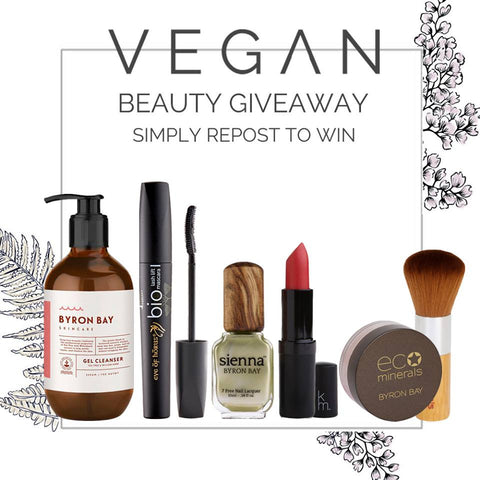 ULTIMATE VEGAN BEAUTY GIVEAWAY