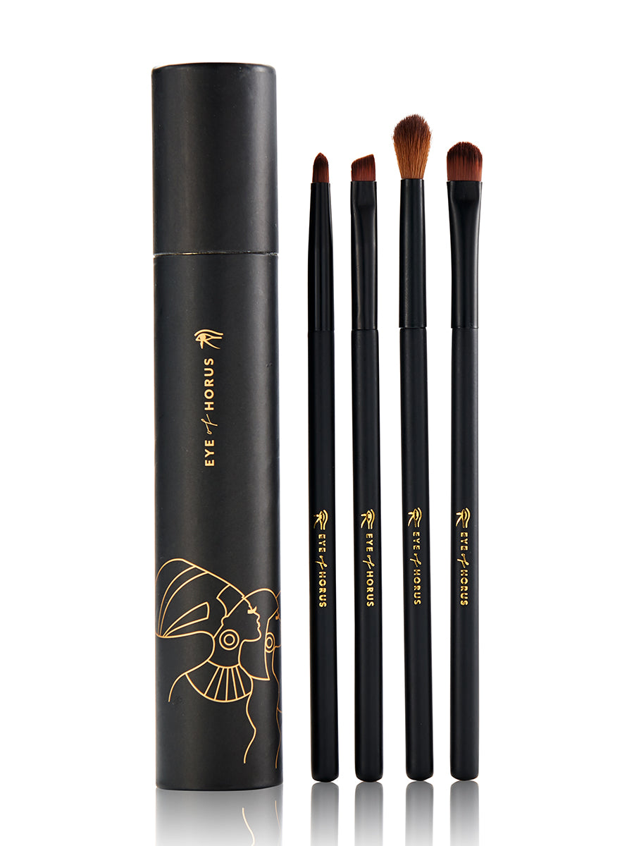 Goddess Eyeshadow Brush Kit - Eye Of Horus AU