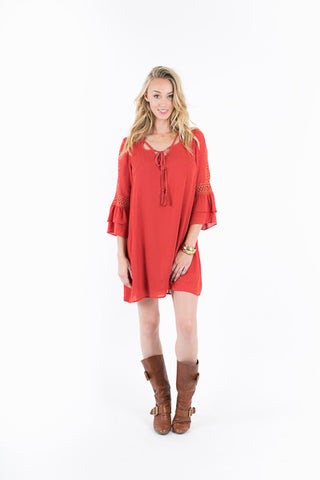 Kaylin Boho Dress