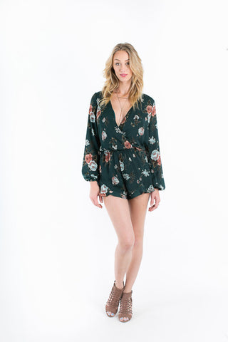 Woodlands Romper