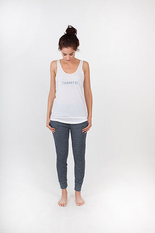 Sleepwear Thankful Tank