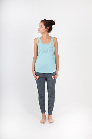 Sleepwear Love Yourself Tank