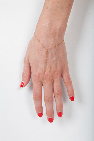 Pure Bliss Hand Chain