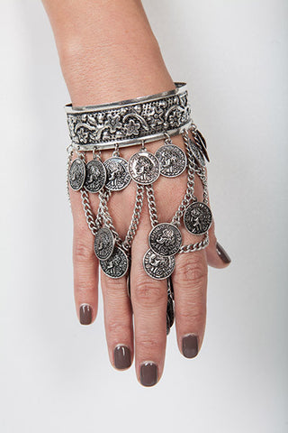 Turkish Festival Arm/Hand Chain