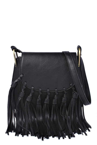 Gypsy Spirit Fringe Bag