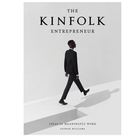 The Kinfolk Entrepreneur - display model