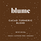 Cacao Turmeric Latte Mix