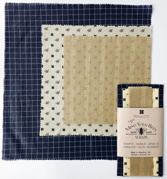 Classic Beeswax Wraps
