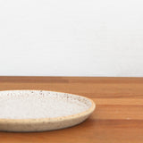 Speckled Ceramic Plate