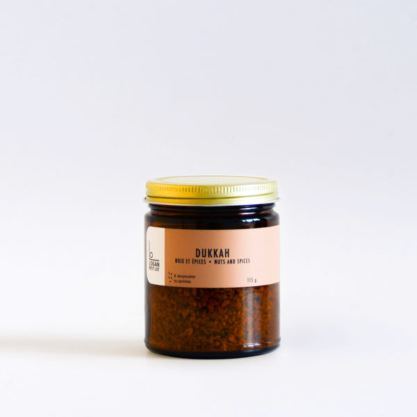 Dukkah Nut and Spice Blend