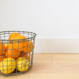 Round Storage Wire Basket
