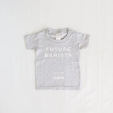 Grey Future Barista Tee - Mikko original