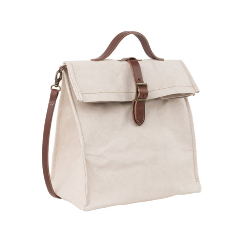 Tracolla Cashmere Lunch Bag