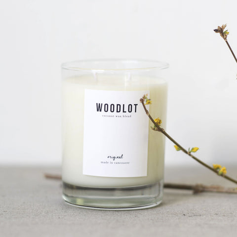 Woodlot Coconut Wax Candle - 13.5oz