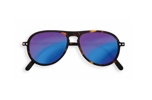 Sunglasses I - Mirrored Tortoise