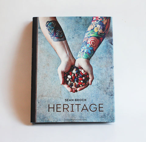 Heritage: Recipes and Stories by Sean Brock